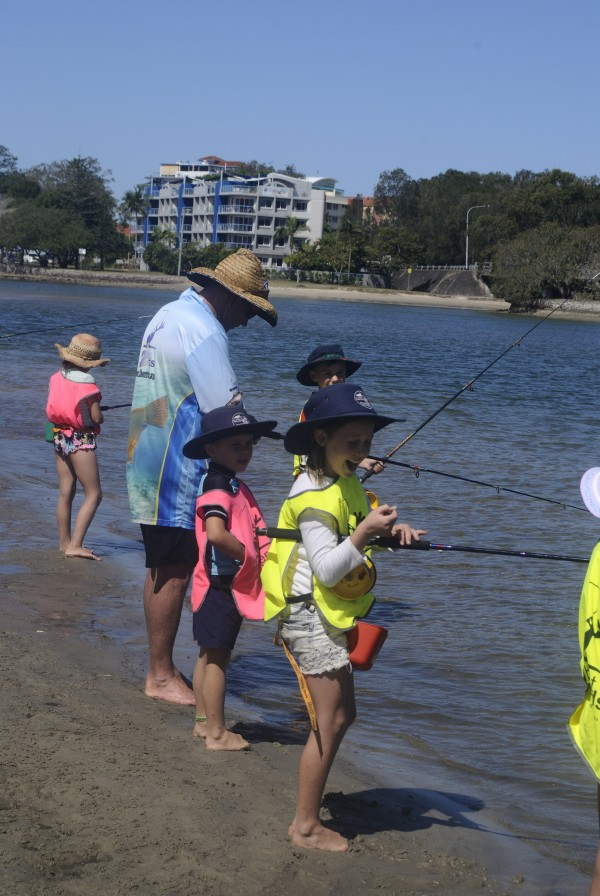 Fishing School